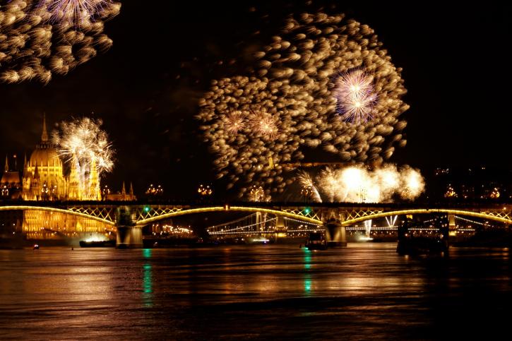 Budapest tuzijatek