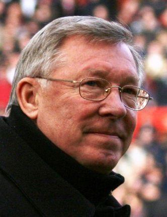 Alex névnap - Alex Ferguson
