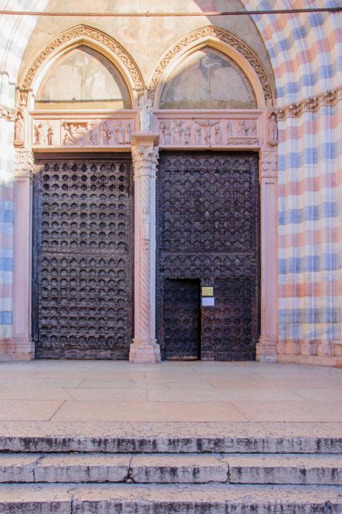 Anasztázia névnap - Szent Anasztázia templom Verona