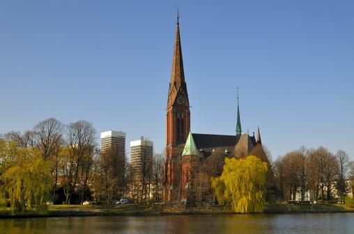 Gertrúd névnap - Szent Gertrúd templom