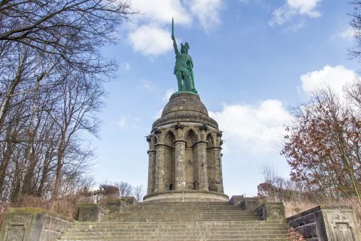 Herman névnap - Hermann emlékmű