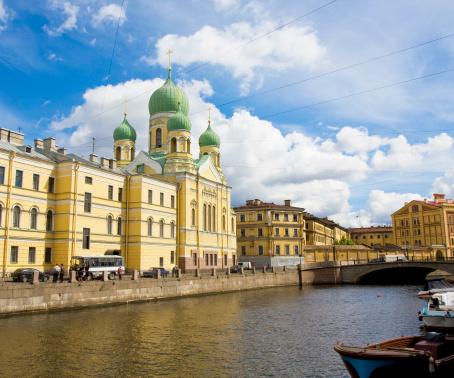Izidor névnap - Szent Izidor székesegyház Szentpétervár