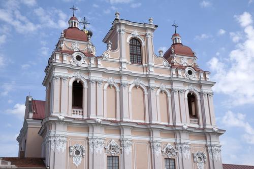 Kázmér névnap - Szent Kázmér templom Vilnius