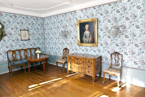Kornélia névnap - Cornelia szoba Goethe ház