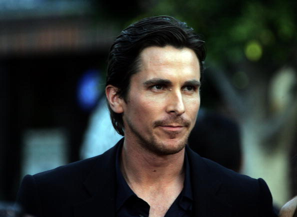 Krisztián névnap - Christian Bale