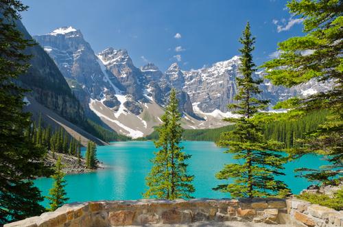 Lujza névnap - Lake Louise