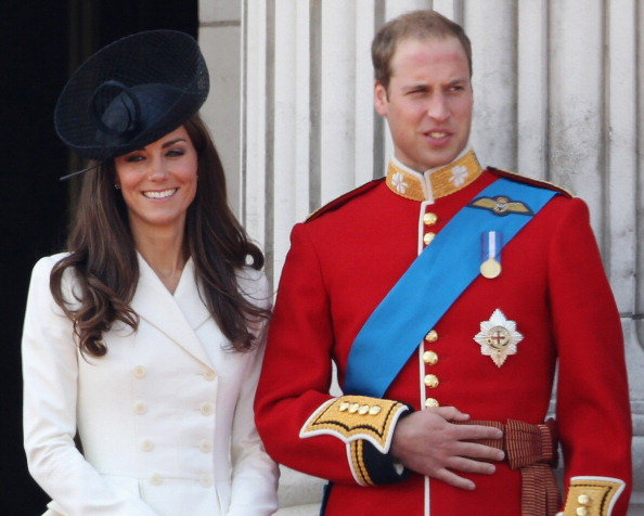 Vilmos névnap - Vilmos herceg és Katalin hercegné