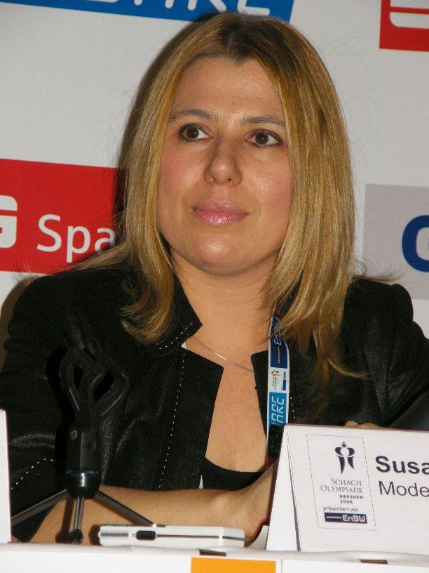 Zsuzsanna névnap - Polgár Zsuzsanna