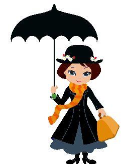 Mária névnap - Mary Poppins