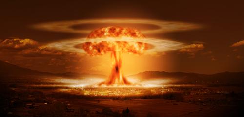 nuklearis bomba