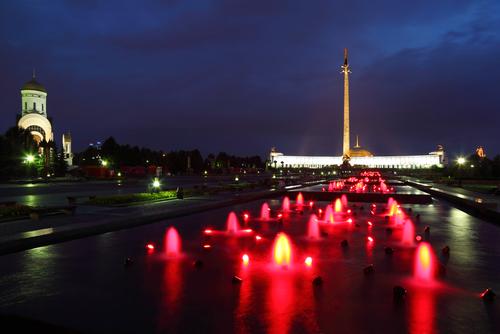 Moszkva Nagy Honvedo Haboru Muzem