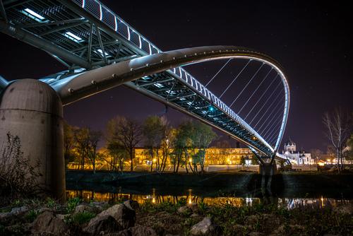Szolnok Tiszavirág híd