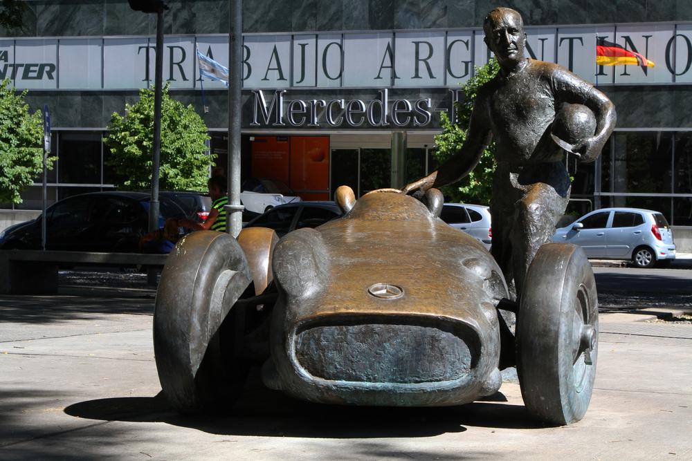Manuel Fangio forma 1
