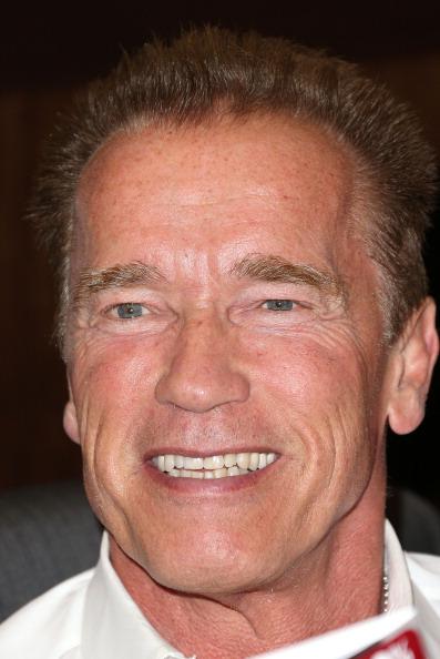 Arnold névnap - Arnold Schwarzenegger