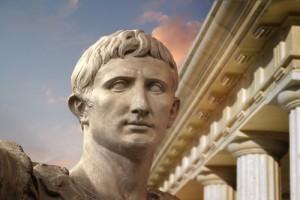 Cézár névnap - Julius Caesar szobra