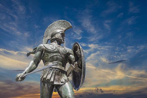 Leonita névnap - Leonidasz, Spárta királya