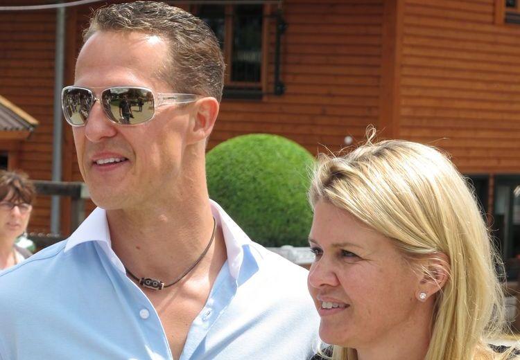 Mihály névnap - Michael Schumacher