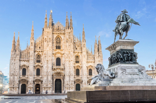 Milán névnap - Milánó