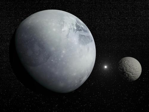 Plutó és Charon
