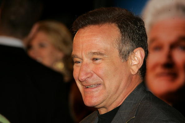 Róbert névnap - Robin Williams