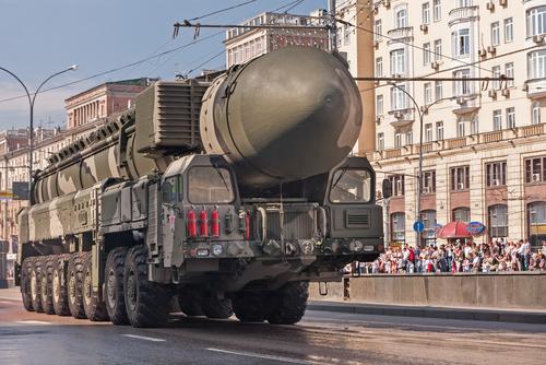 Nukleáris fegyver
