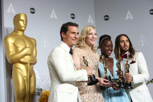 Oscar díj átadás