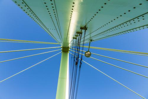 Szeverinusz névnap - Severins híd Köln
