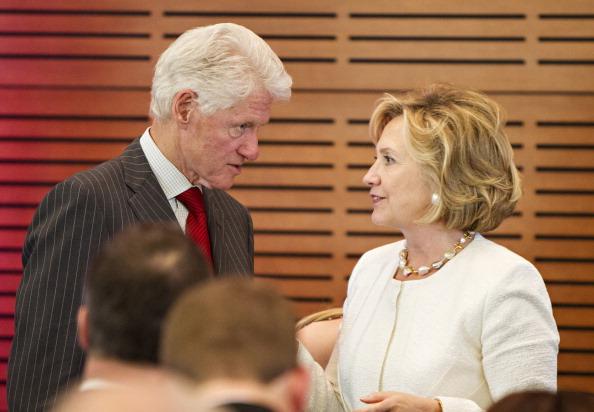 Hilária névnap - Hillary Clinton
