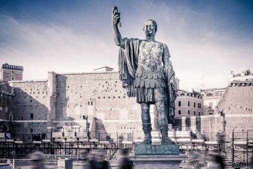 Kájusz névnap - Julius Ceasar