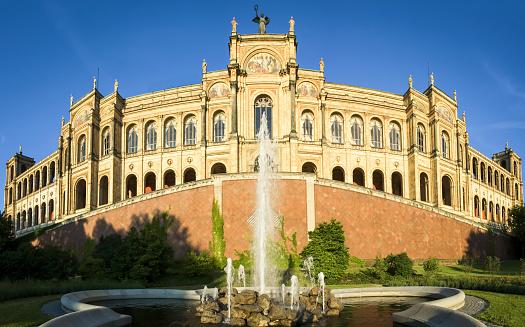 Maximilianeum - München
