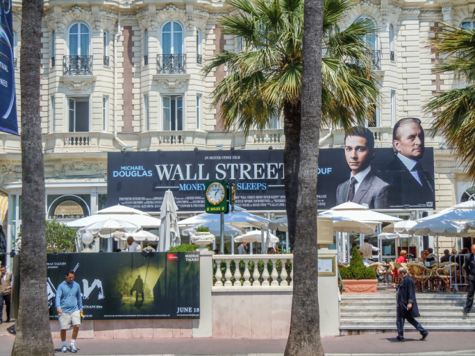 Olivér névnap - Oliver Stone: Wall Street