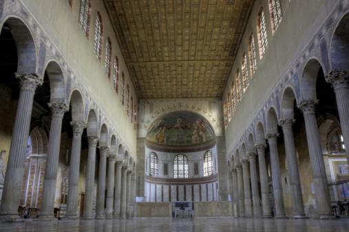 Szabina névnap - Szent Szabina bazilika Róma