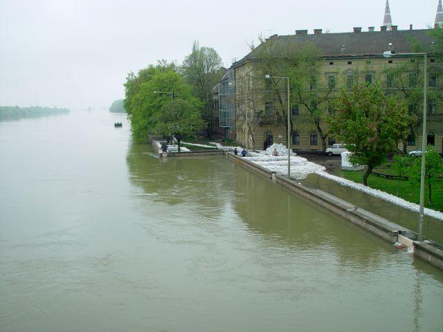 Szeged árvíz 2006