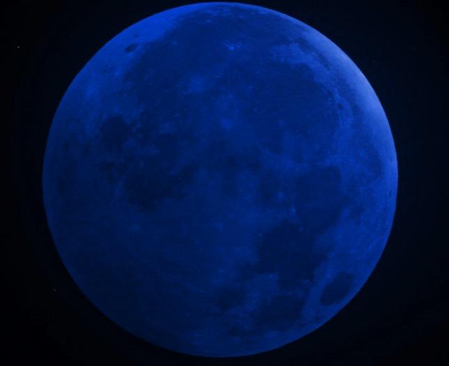 Tényleg kék a Kék Hold? | Startlap Wiki