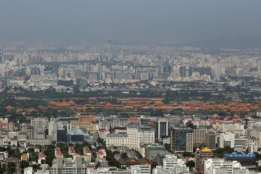 Peking szívében