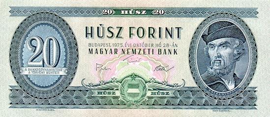 20-forint-bankjegy-papirpenz-1960