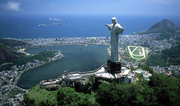 A Megváltó Krisztus szobra Brazília-3