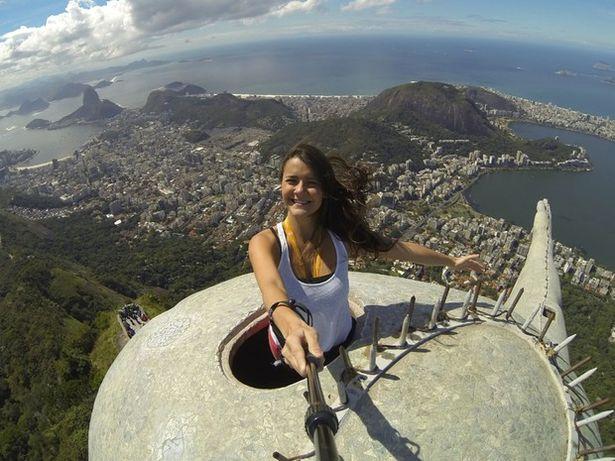 A Megváltó Krisztus szobra Brazília-6