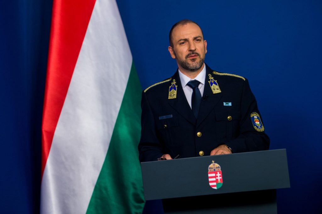 Kiss Róbert rendőr alezredes