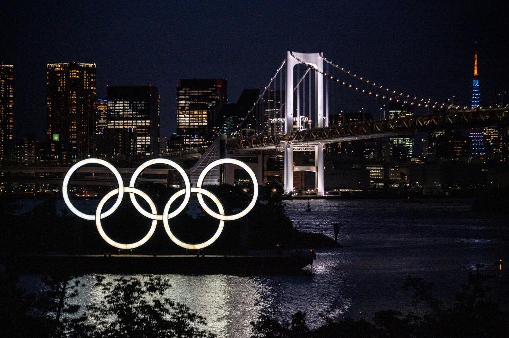 Tokióban rendezik az olimpiát.