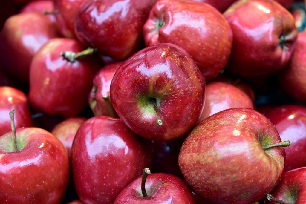 Hogyan fagyasztható az alma?