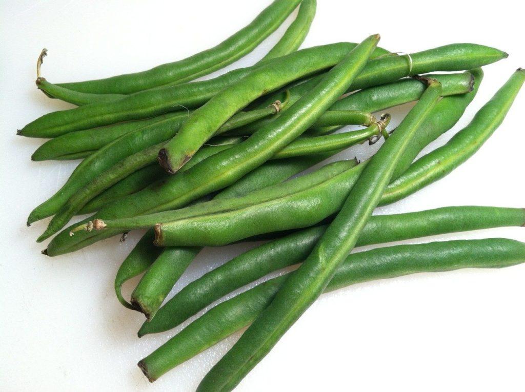 Hogyan kell fagyasztani a zöldbabot?